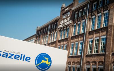 Pon Facilities ondersteunt Gazelle