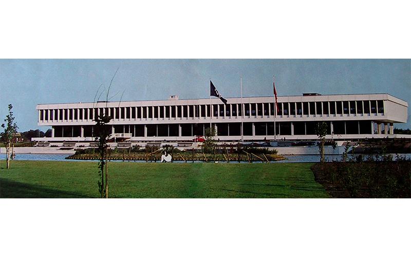 PAH hoofdgebouw