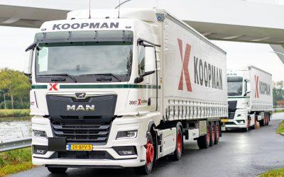 Klantcase: Koopman en Pon Logistics