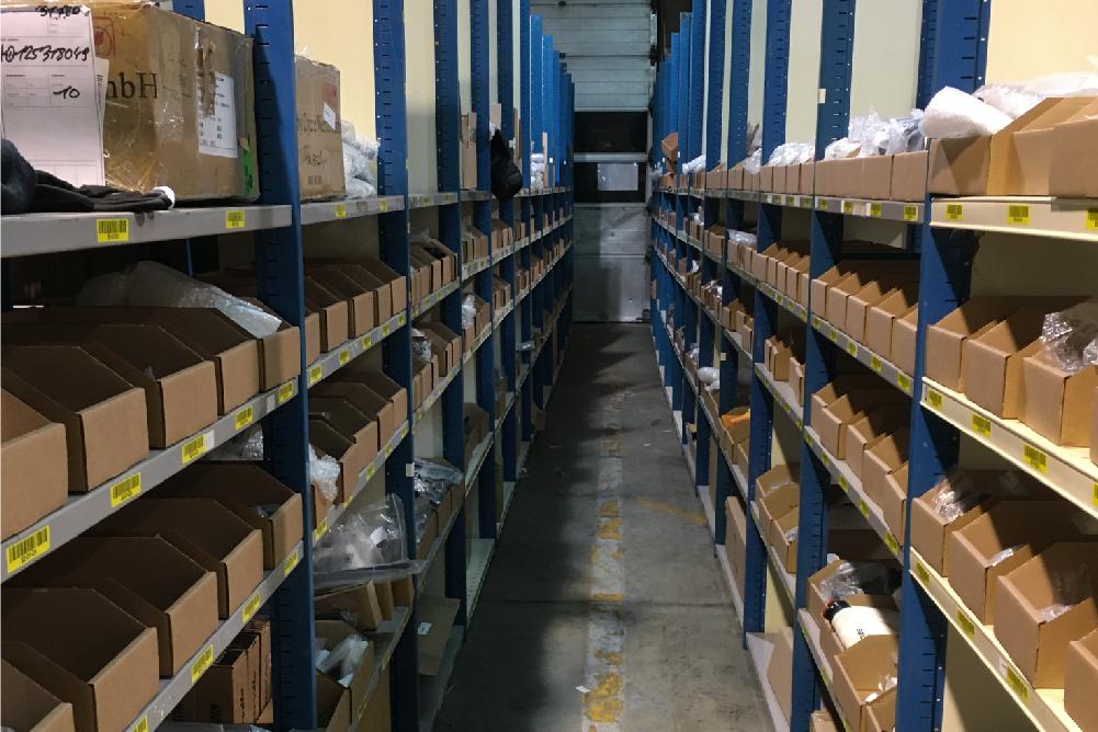 warehousing bulk