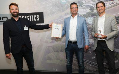 Pon Logistics neemt 2e Lean & Green star in ontvangst